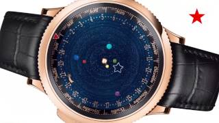 Planets On Your Wrist: Van Cleef & Arpels Midnight Planetarium Poetic Complication