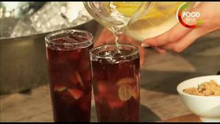 How To Make Sangria Cocktail - Sexy Sarah Clare - Australia Beach