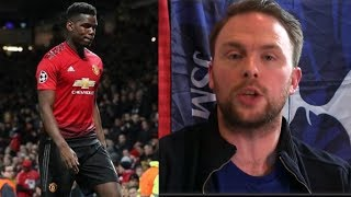 Pogba cost United the game! Manchester United 0-2 PSG Fan Review