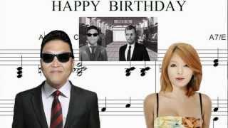 Happy Birthday ♪ ♫ С днём рождения ♕ Подари песню.