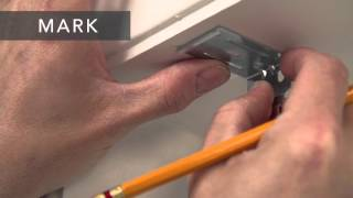 Signature Series | How to Install In-Stock Cordless Cellular Shades - Inside Mount