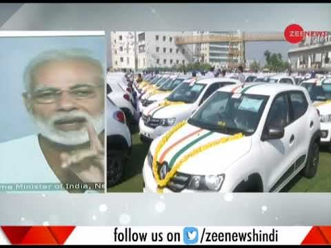 Surat diamond trader Savji Dholakia gift 600 cars to employees as 'Diwali gift'