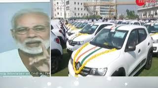 Surat diamond trader Savji Dholakia gift 600 cars to employees as 'Diwali gift'