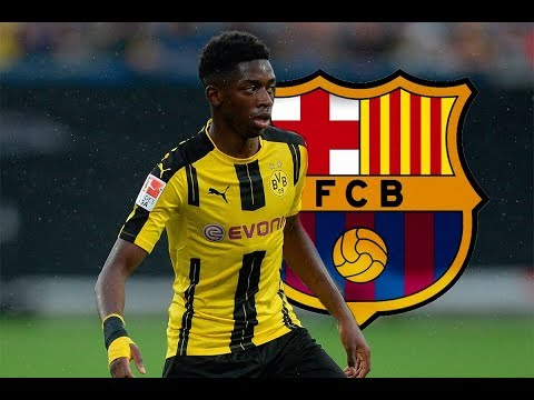 Dembele to Barcelona, Transfer Update - Social Media Edition