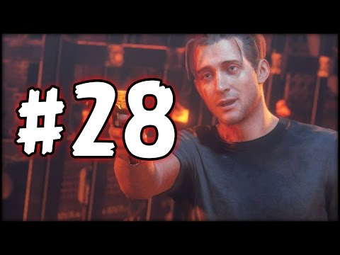 UNCHARTED 4 : A Thief's End - Part 28 - Rafe vs. Nate! (Gameplay Walkthrough)