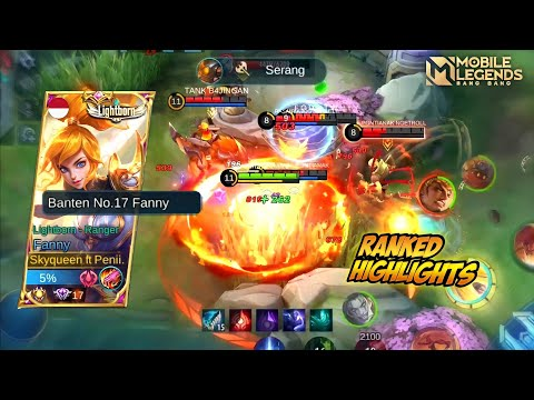 THE MOST SATISFYING FANNY MONTAGE | Fanny : Ranked Highlights | Part 12 | Mobile Legends Bang Bang