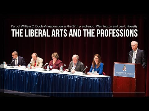 The Liberal Arts and the Professions