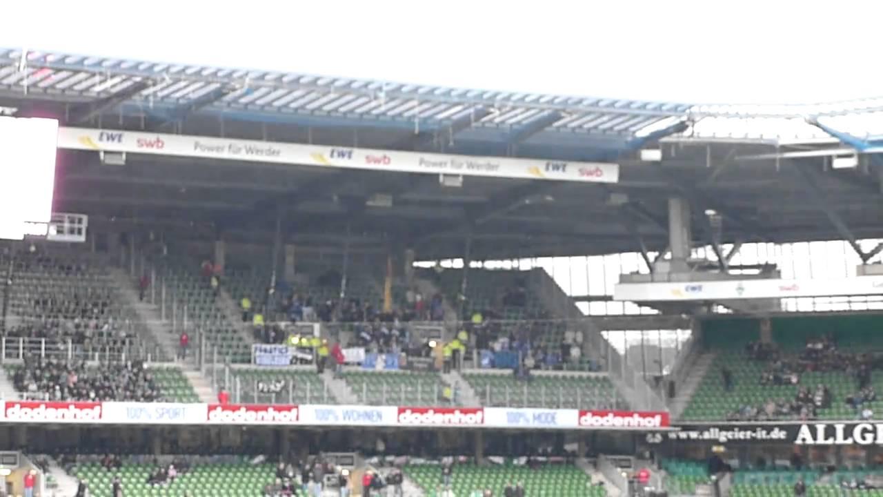 Weserstadion Stadionplan