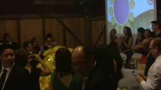 October 5th wedding demo  Lion Dance