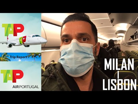 [Flight Report] TAP AIR PORTUGAL   Milan Malpensa (MXP) ✈ Lisbon (LIS)  Airbus A320neo   Trip Report