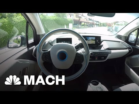 Is A World Full Of Driverless Cars About To Kick Into Gear? | Mach | NBC News