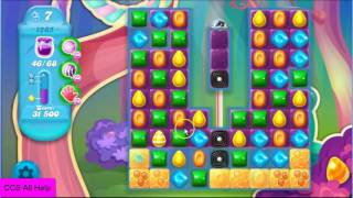 Candy Crush Soda Saga Level 1265 NO BOOSTERS Cookie