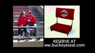 A Game Changer For Ohio Stadium Seating - OSU Football