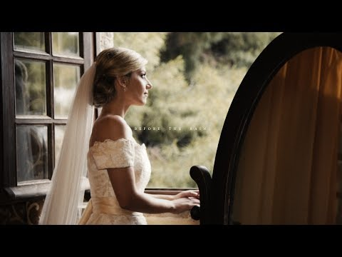 Before the Rain // A wedding film at Nazioutzik Museum - Athens, Greece