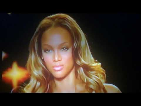 TYRA BANKS - VICTORIA'S SECRET FASHION SHOW COMPILATION 1996-2005