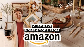 THE BEST AMAZON HOME DECOR + DIY HACKS  SUPPLIES (Affordable  Cute)