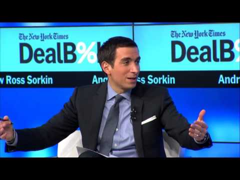 DealBook Conference 2015 - The Future of Finance