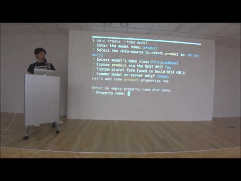 API Meetup Tokyo #15 LT 2/3