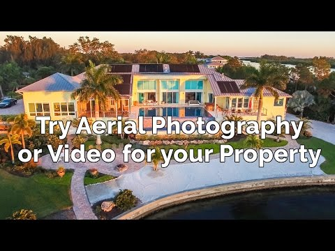 Waterfront Ground and Aerial Videography  |  Placida, FL