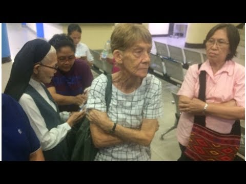 Australian nun released after arrest in Philippines for 'illegal political activity'