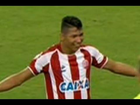 2º Gol de Rony, Náutico 3 x 1 Vasco - Brasileirão Série B 01/10/2016