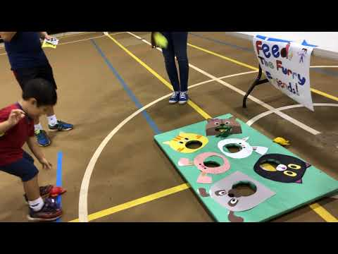 TheChanClan: Mililani Ike Elementary School Family Fun Night