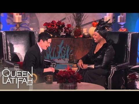 Robin Lord Taylor On Being Cast In Gotham   The Queen Latifah