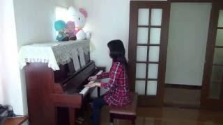 JUDY AND MARYのBrand New Wave Upper Groundをピアノで弾き語りしてみ...