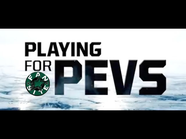 Dallas Stars | Playing for Pevs