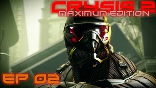 Crysis 2 - Play Through Episode 2