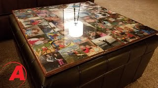 DIY Epoxy Clear Coated Game Board | Alumilite