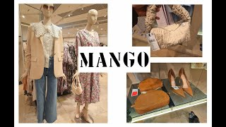 Шоппинг влог Mango Новинки ВЕСНА 2021