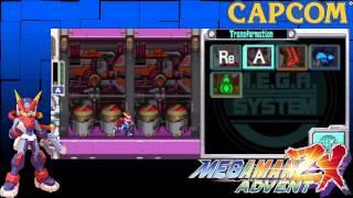 "Megaman ZX Advent - Model F ""Atlas"" (Grey)"