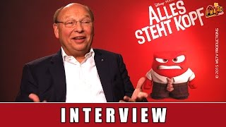 Alles steht Kopf (Inside Out) - Interview Hans-Joachim Heist