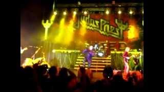 Judas Priest - Living After Midnight  (live@Palace of Sports Kiev 16/04/2012)