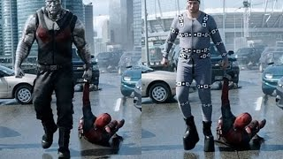 Deadpool  |Visual Effects| Behind The Scenes