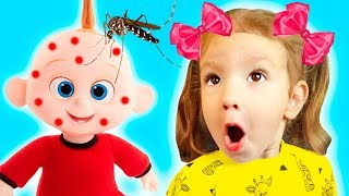 Miss Polly had a Dolly Song | Essy Pretend Play Nursery Rhymes Kids Songs