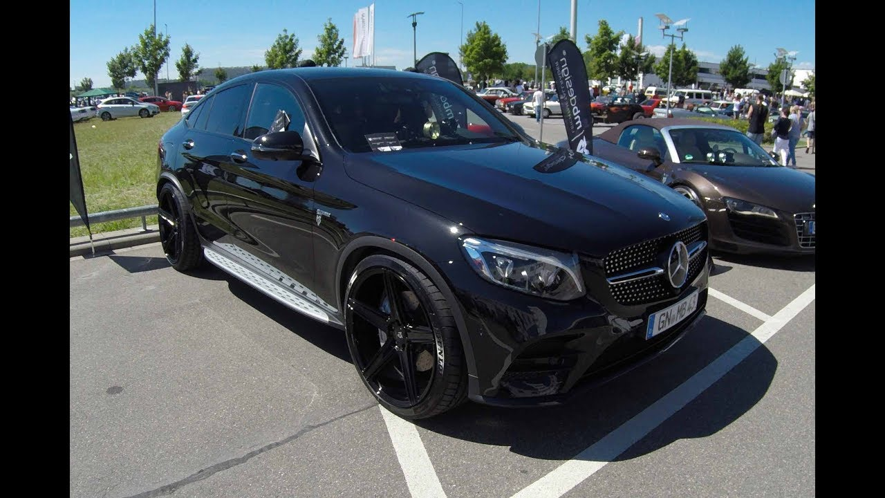 Glc 300 Coupe >> MERCEDES BENZ AMG GLC COUPE BITURBO C253 BY MB DESIGN ...