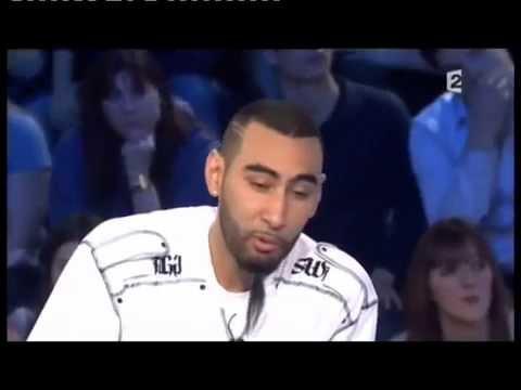 La Fouine - On n'est pas couché 12 mars 2011 #ONPC