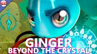 Ginger Beyond the Crystal gameplay PC HD [1080p 60fps]