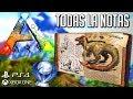 watch he video of ARK PS4 TUTORIAL CONSEGUIR TODAS LAS NOTAS DE EXPLORADOR Y ARTEFACTOS LOGRO | ARK SURVIVAL EVOLVED