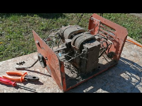 Very Old Welding Machine *restoration*