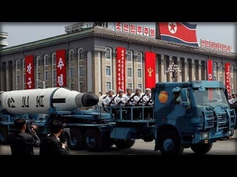 US Joint Chiefs Of  Staff Says North Korean Missiles Aren't A Threat To America