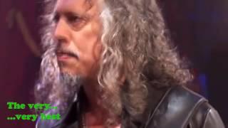 The very ... very best of Kirk Hammett