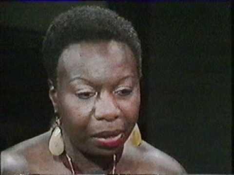 Nina Simone - My Father (Afternoon with Mavis Nicholson)