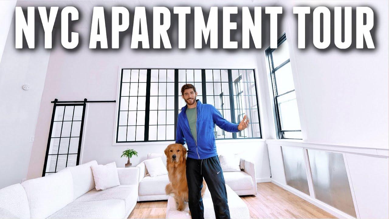 My New NYC Apartment!! SoHo Loft Renovation VLOG