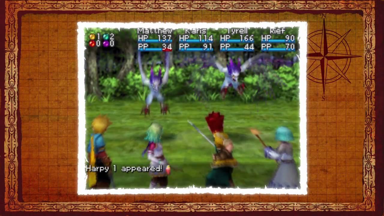 Golden Sun: Dark Dawn NEW TRAILER (Nintendo DS)