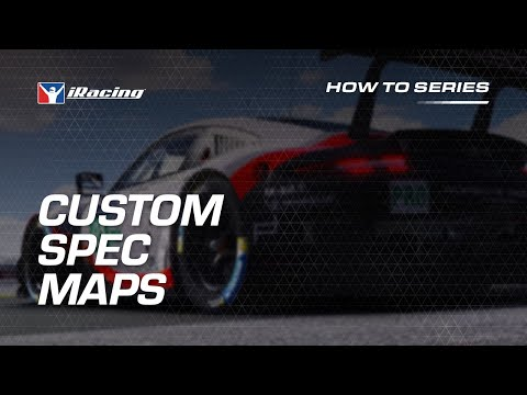 iRacing How To: Custom Spec Maps thumbnail