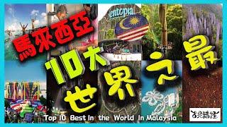 馬來西亞10大世界之最~最後一個竟然是??好恐怖