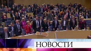 Парламент Швеции принял закон о получении мужчинами согласия на секс.